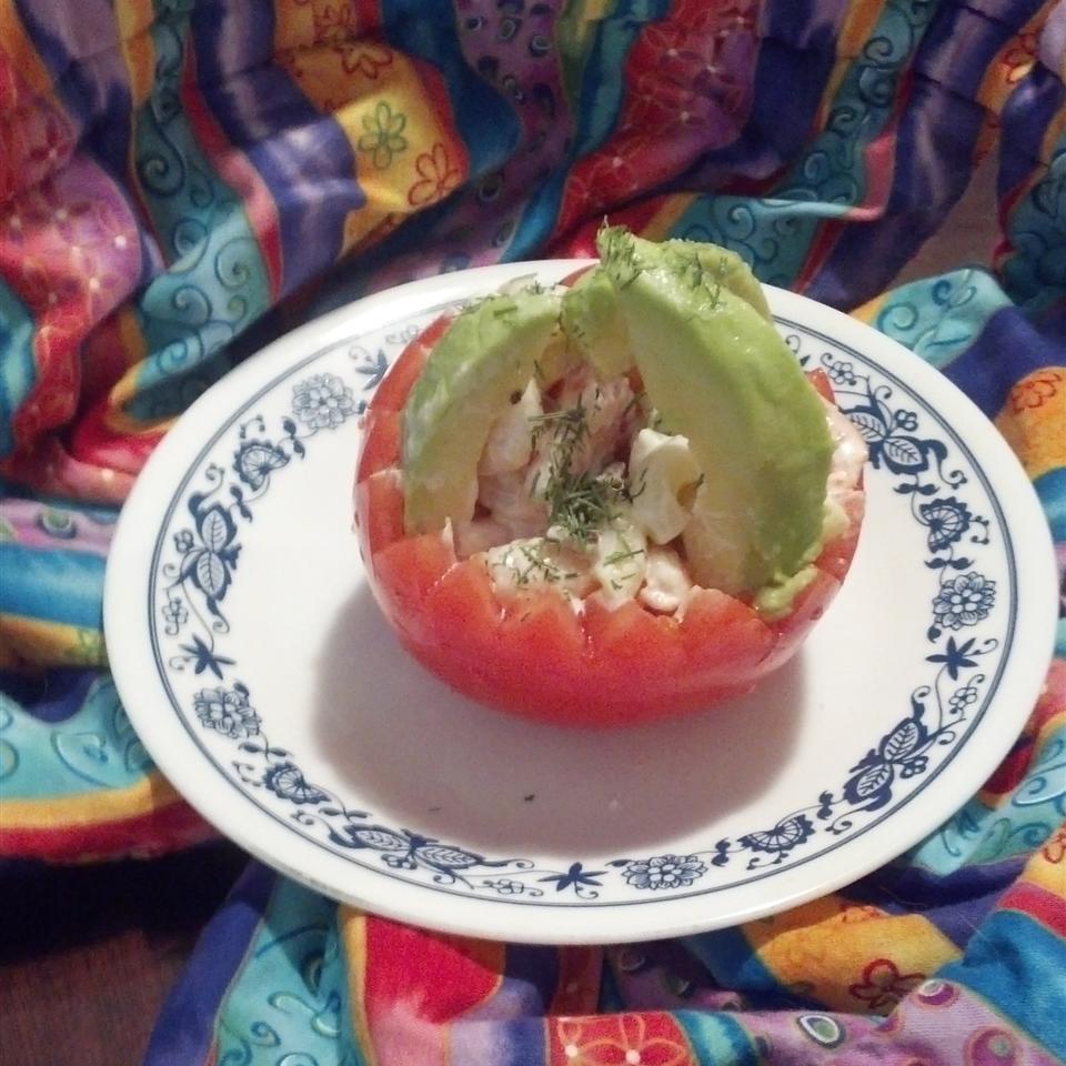 Shrimp Avocado Pasta Salad The Traveler