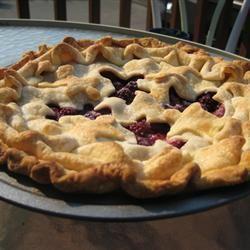 Blackberry Pie I MeCookGood