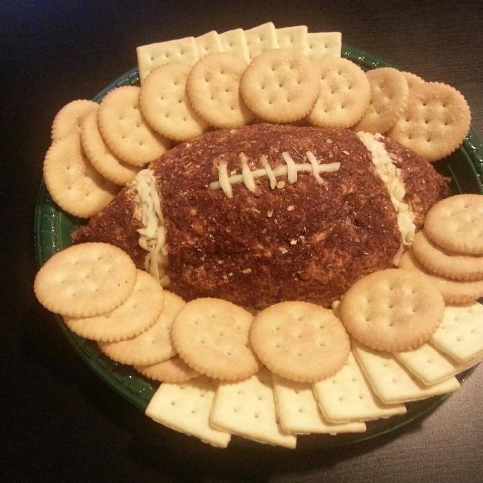 Football Cheese Ball Malinda