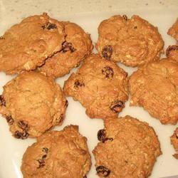 Hearty Breakfast Cookies