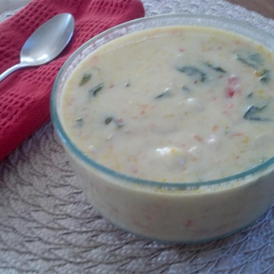 Creamy Chicken Gnocchi Soup Loves to Cook