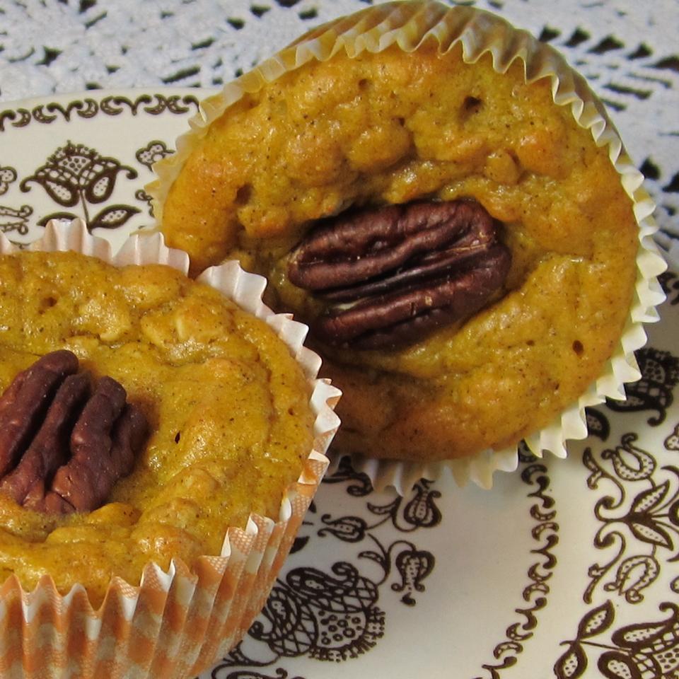 Sweet Butternut Squash Muffins