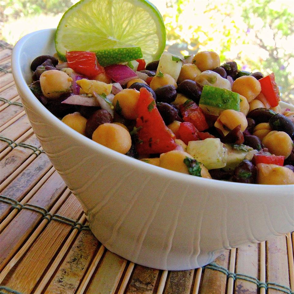 Summery Bean Salad
