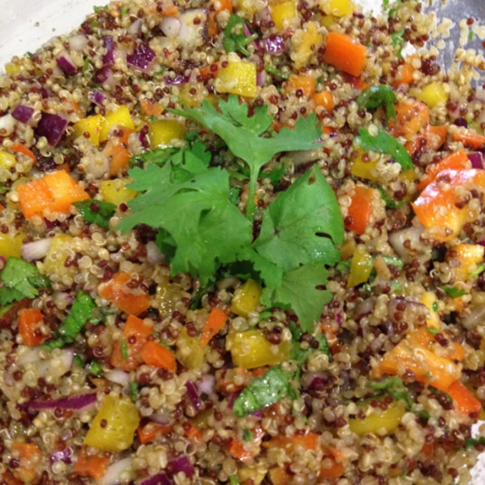 Quinoa Summer Salad Juliane