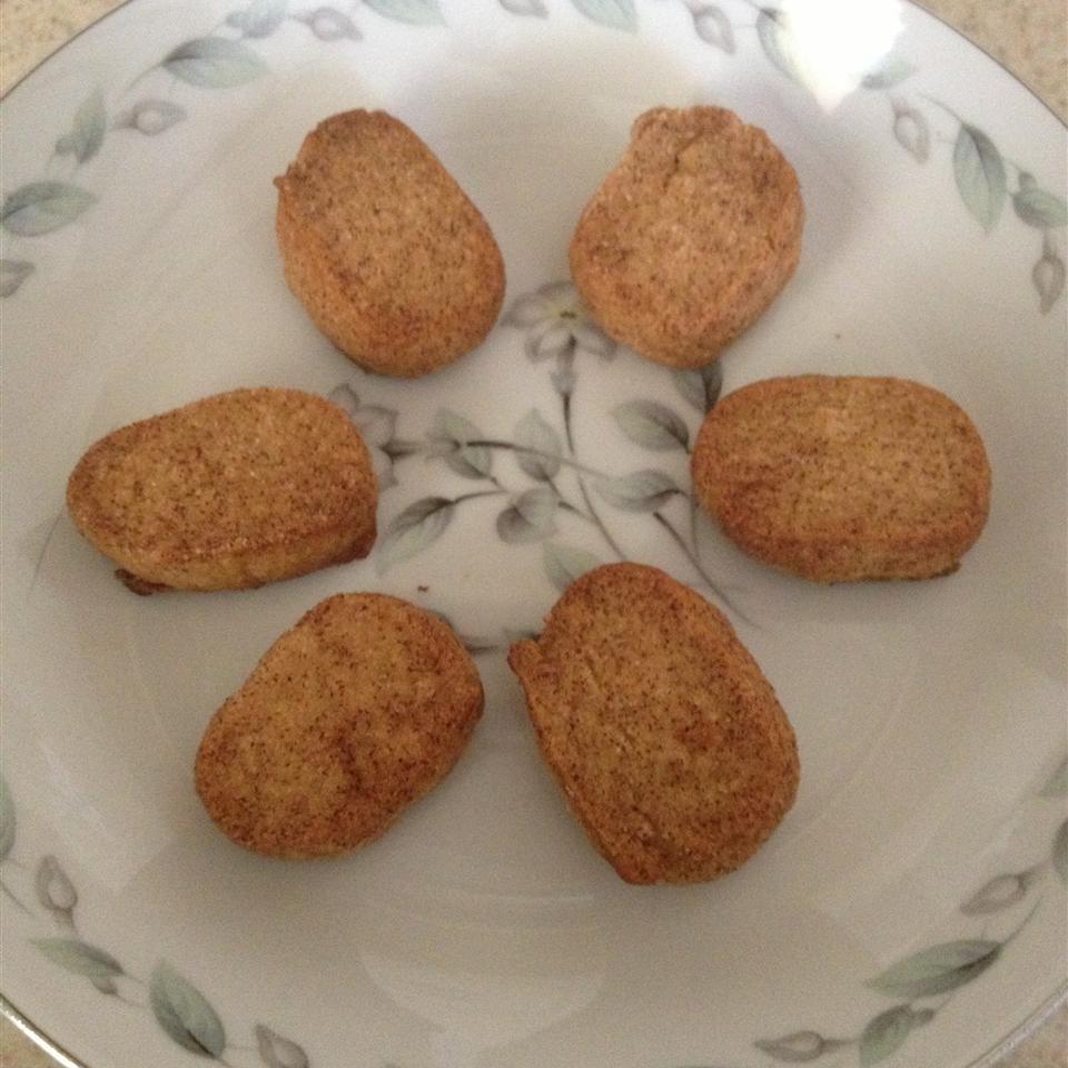 Cinnamon Sugar Cookies LCSimonds
