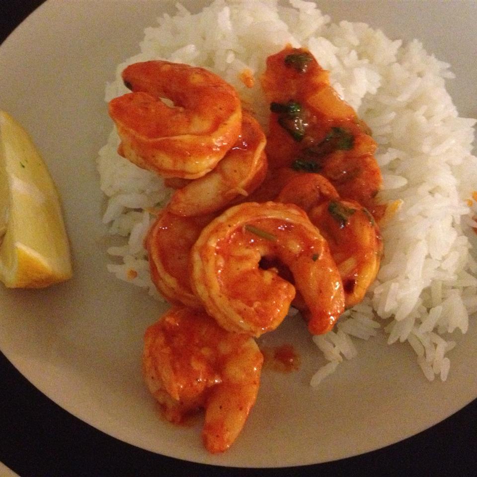 Chile-Garlic Shrimp Cin