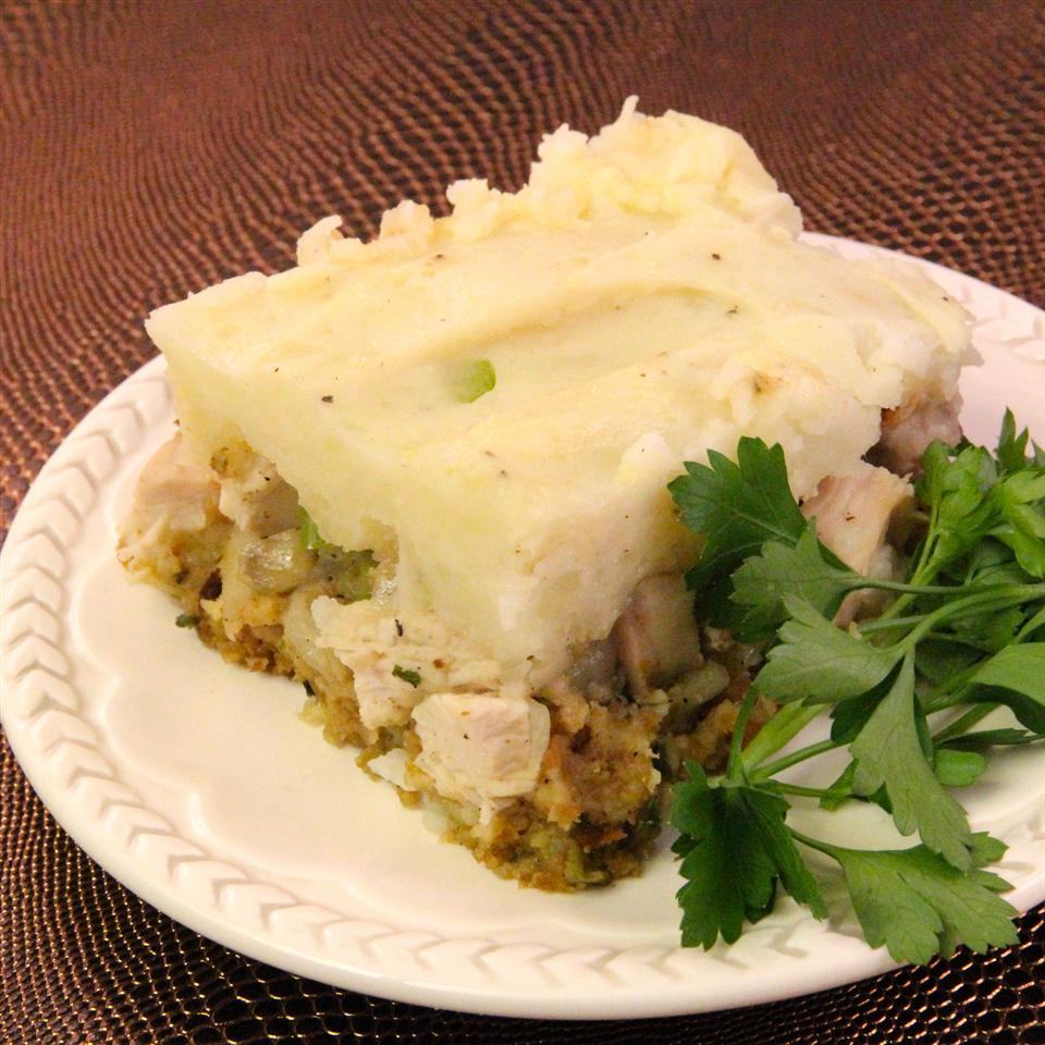 Thanksgiving in a Dish