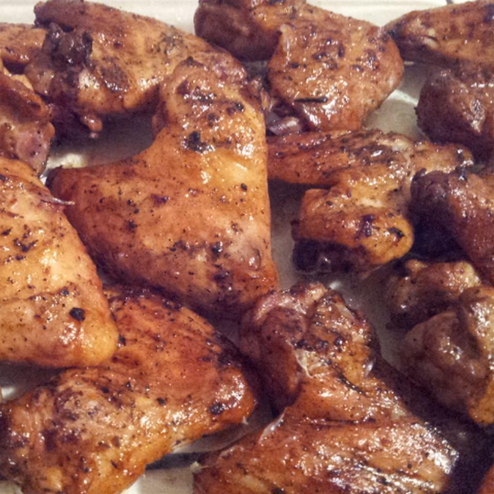 Grill Master Chicken Wings