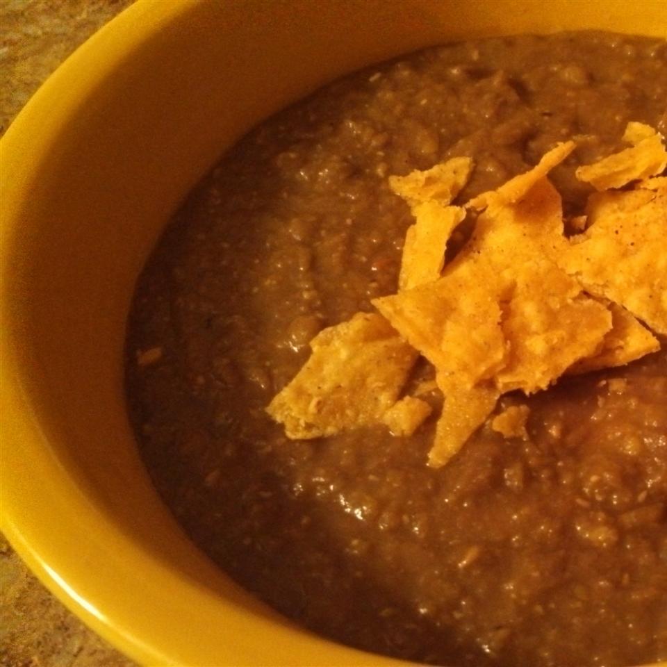 Egyptian Lentil Soup MelissaM