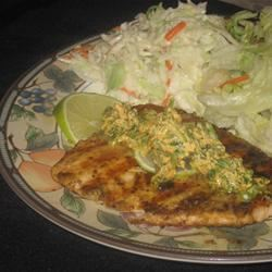 Summer Salad with Cumin-Crusted Salmon Chef4Six