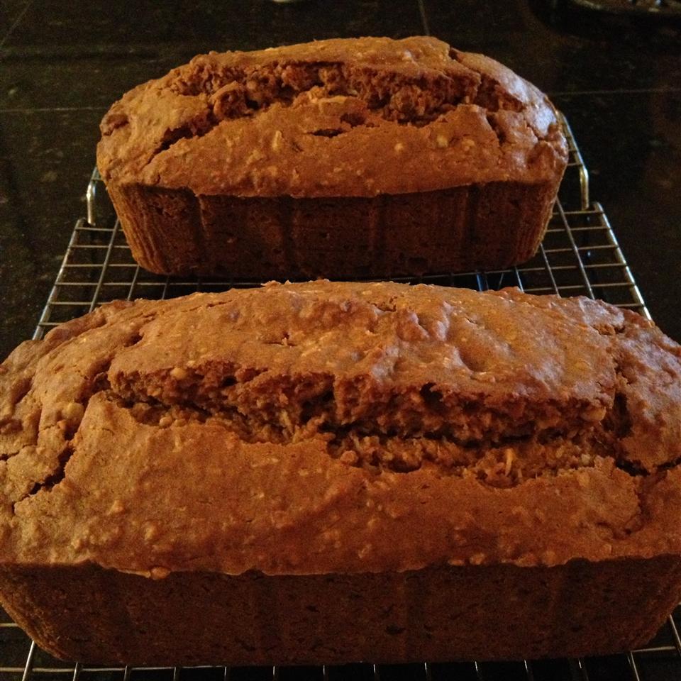 Coconut Pumpkin Nut Bread cassie09