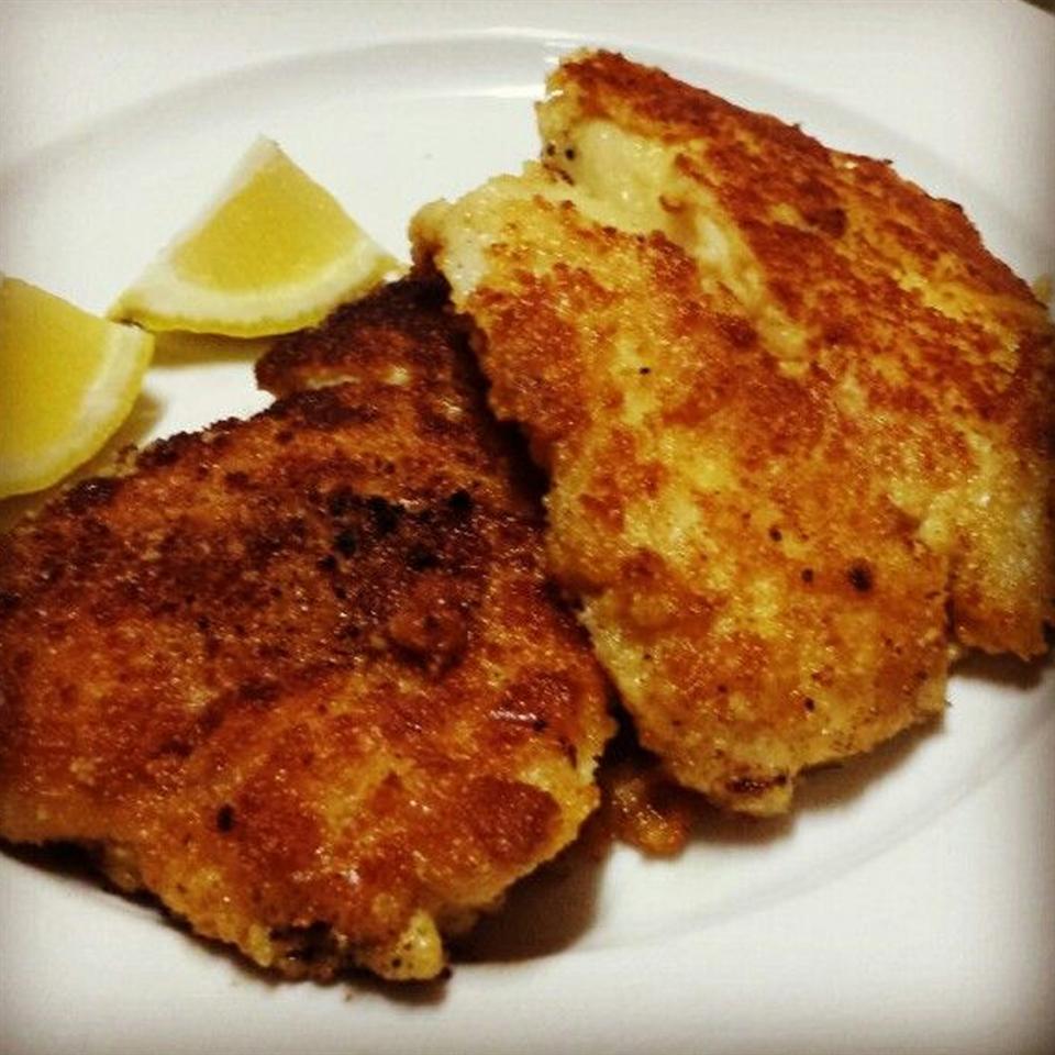 Crispy Fish Fillets Jennie Castillo