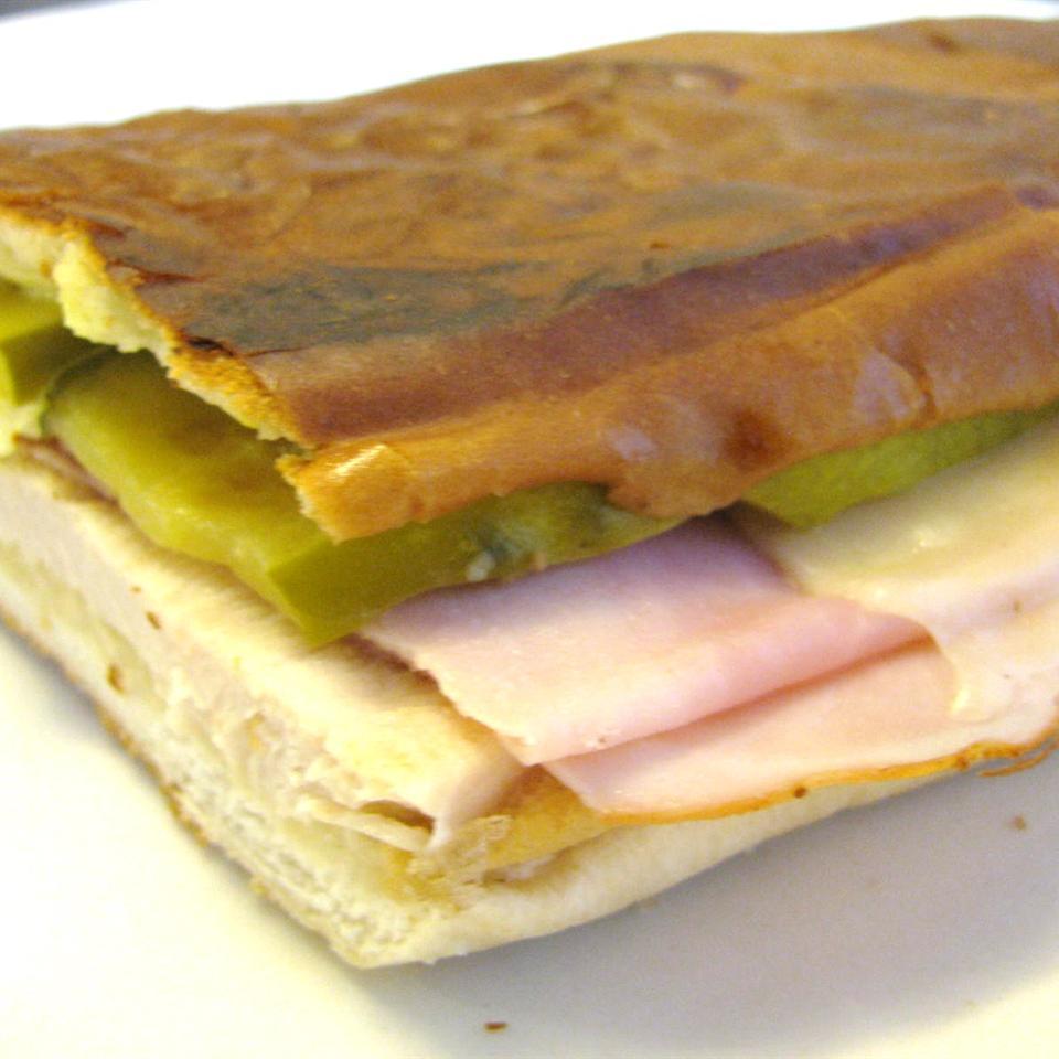Grilled Turkey Cuban Sandwiches Sugarplum