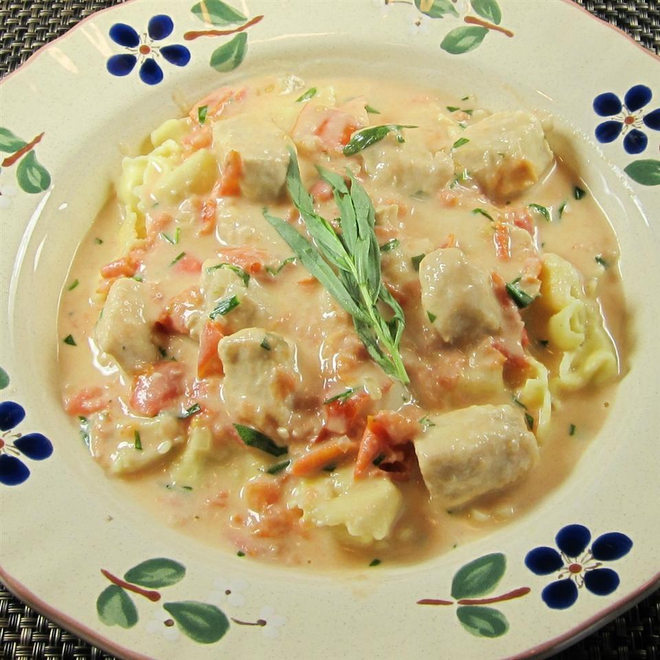 Chicken in Tomato Herb Cream Deb C