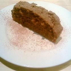 Chocolate Black Tea Cake Alyssa