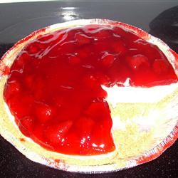 Fluffy Two Step Cheesecake I keebler78