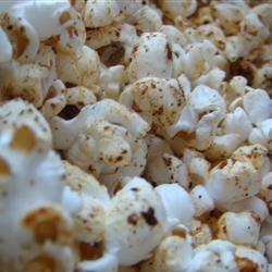 Cajun-Spiced Popcorn NurseJanice