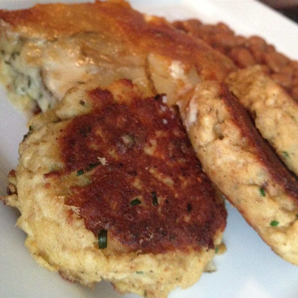 Oregon Salmon Patties MelonSugar