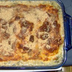 Chicken Florentine Casserole JenniferK