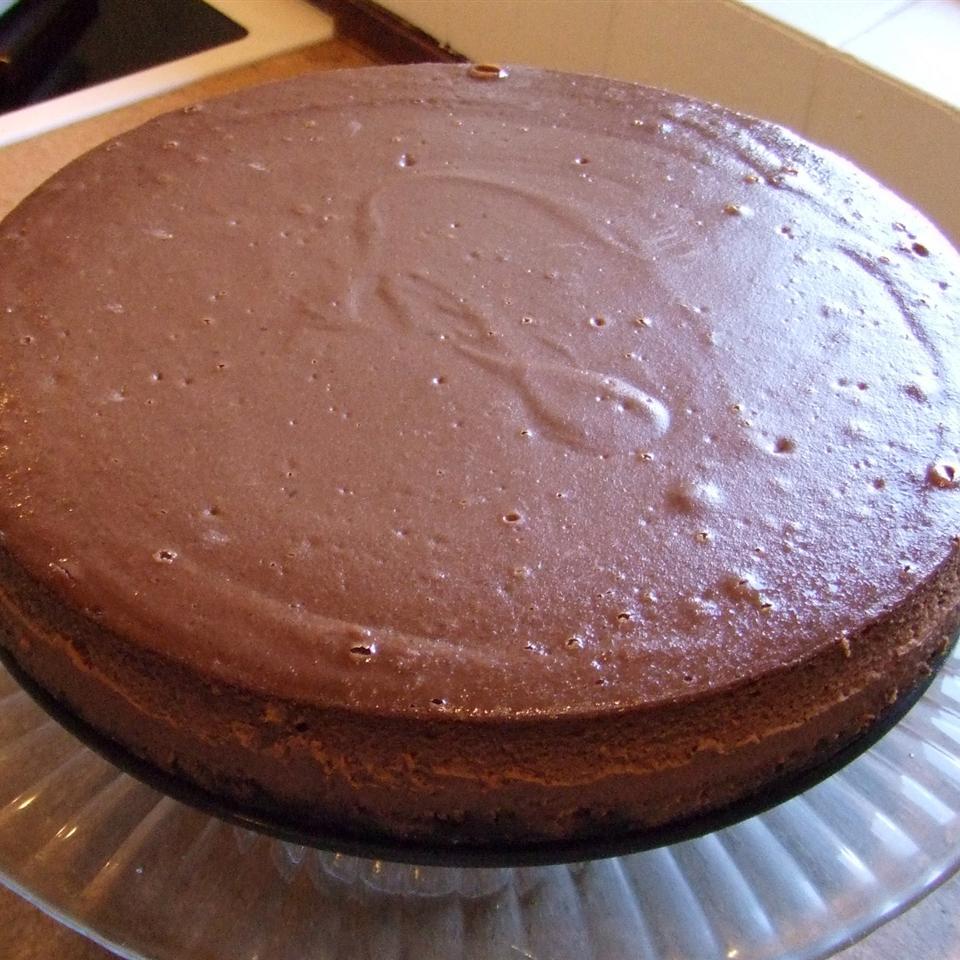 Chocolate Cheesecake I