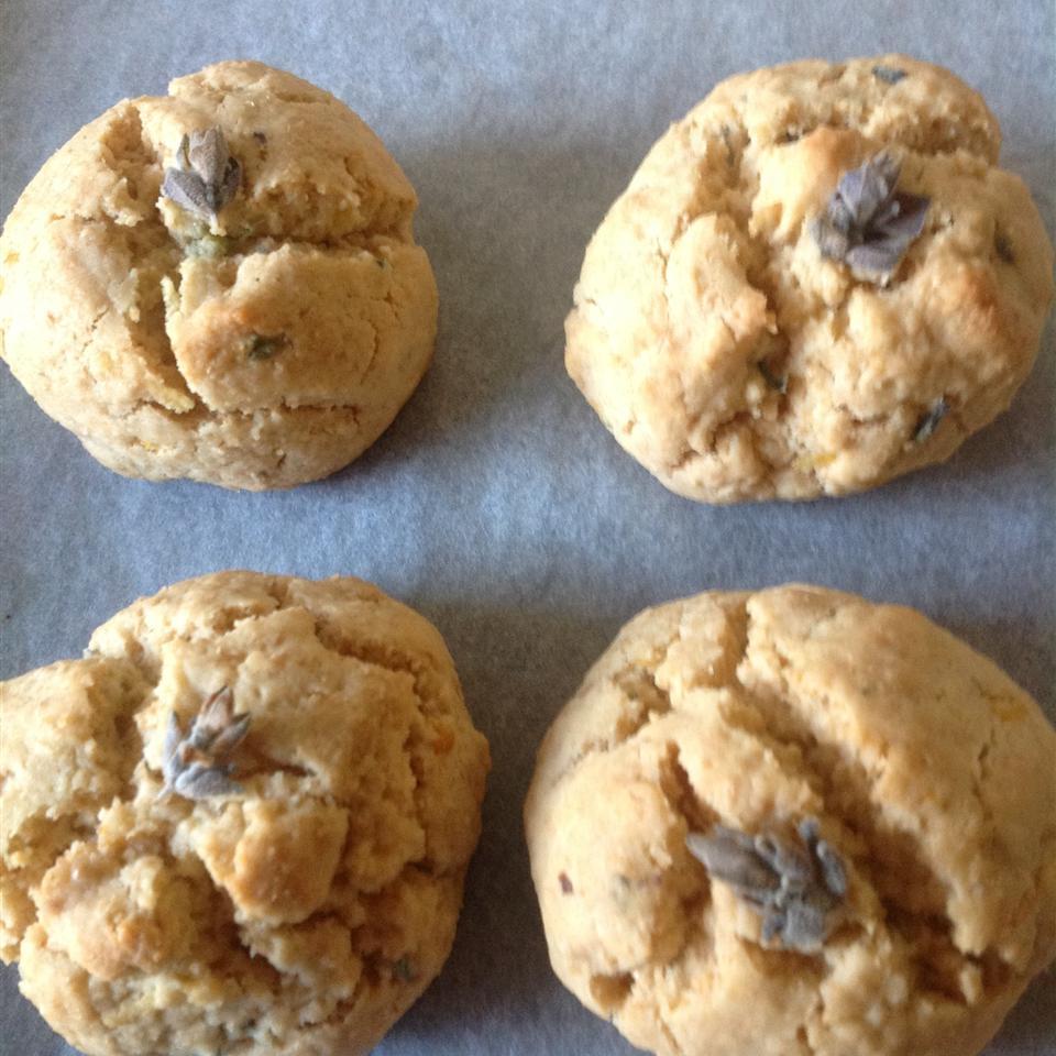 Honey Lavender Cookies Psychopoesie