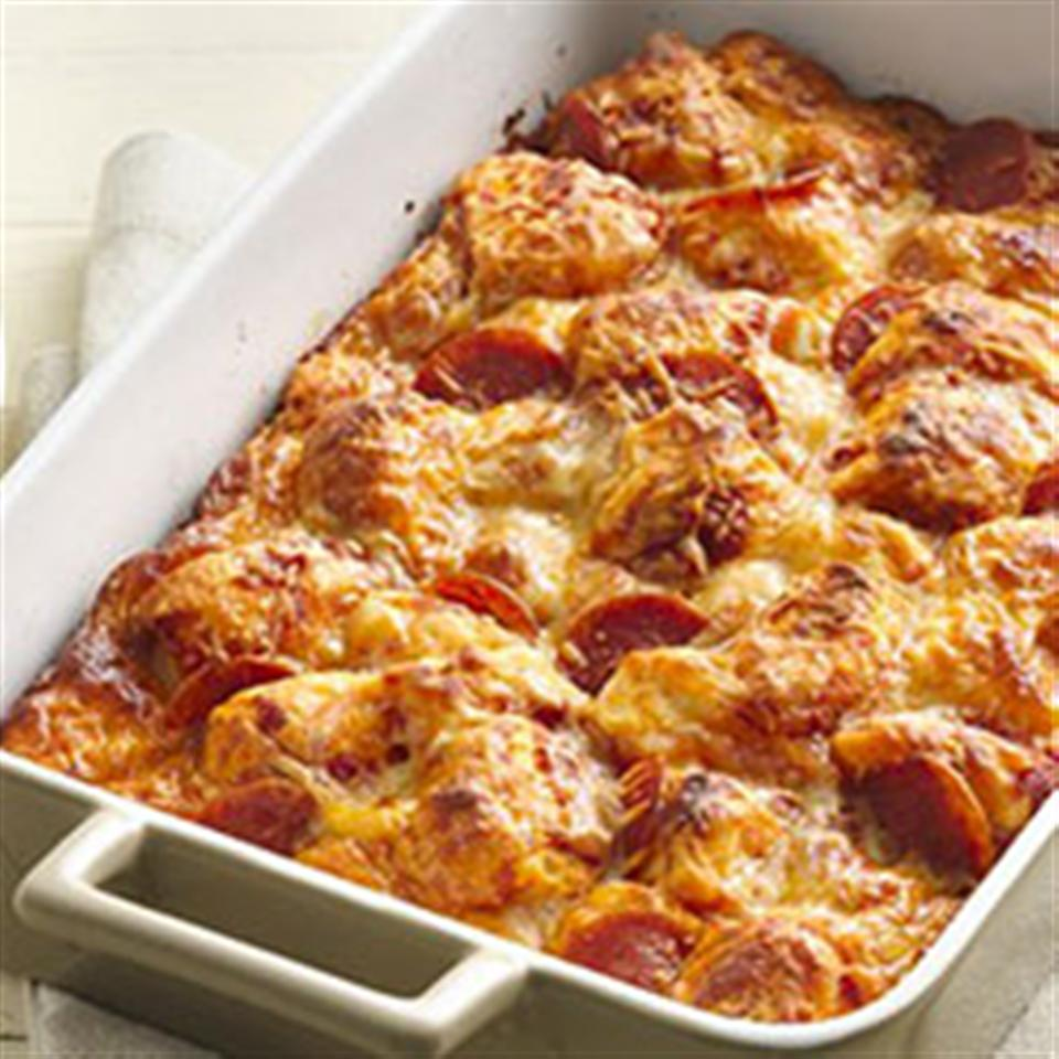 Grands!® Pepperoni Pizza Bake Trusted Brands
