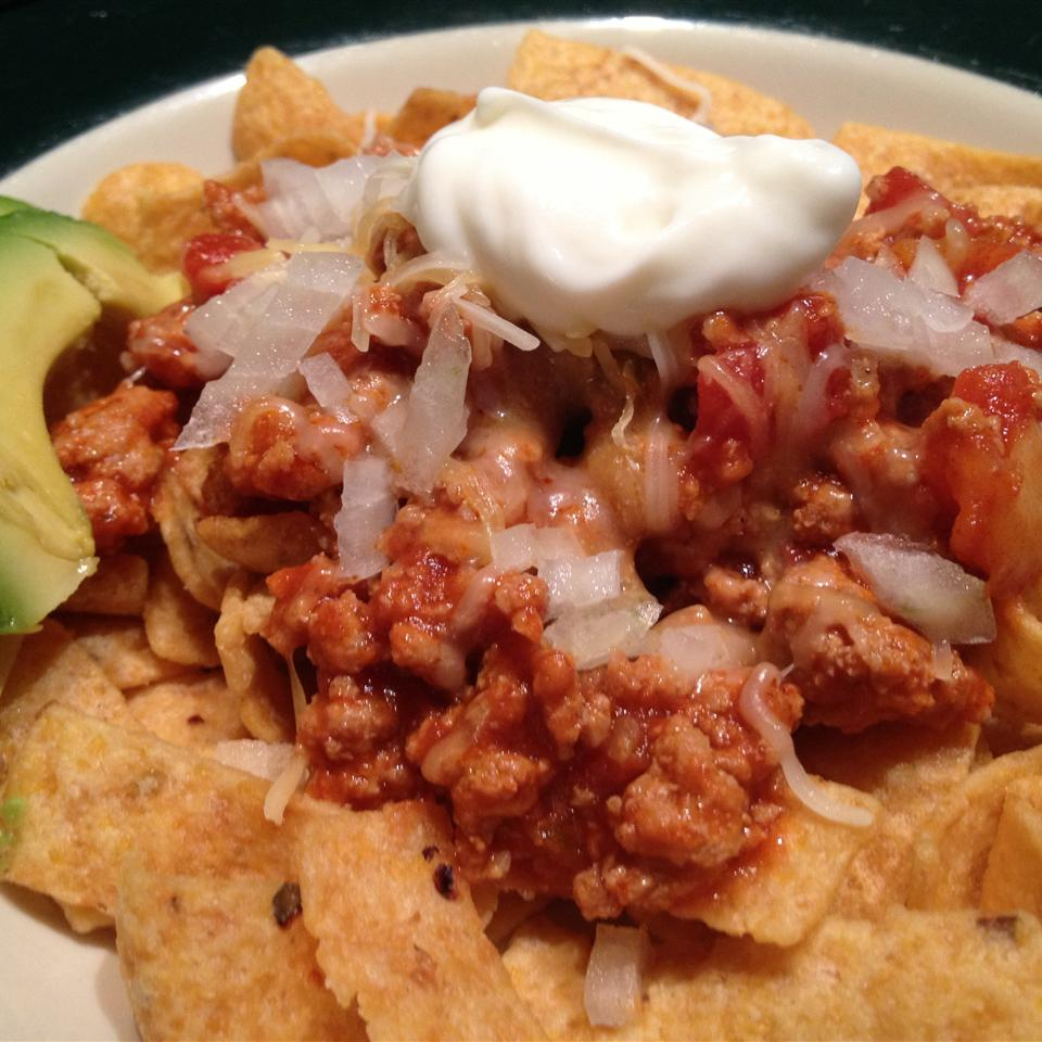 King of the Hill Frito® Pie