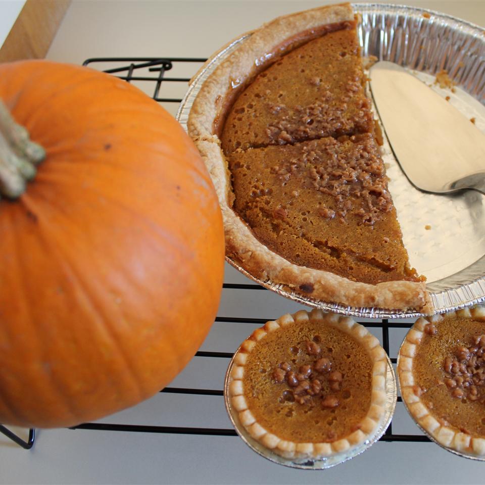 Pumpkin Toffee Pie Stacey Smith