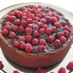 Chocolate Cheesecake II melonie