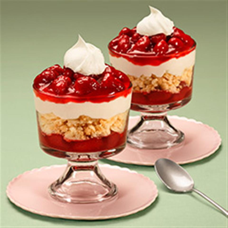 Strawberry White Chocolate Trifle Trusted Brands