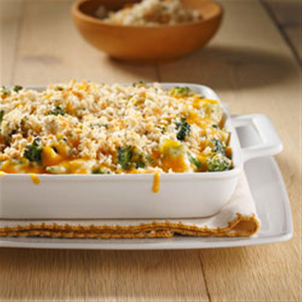 Broccoli and Cheese Mashed Please Trusted Brands