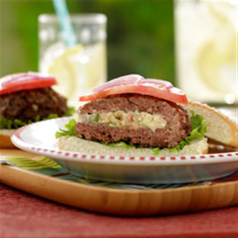 Secret Ingredient Burgers