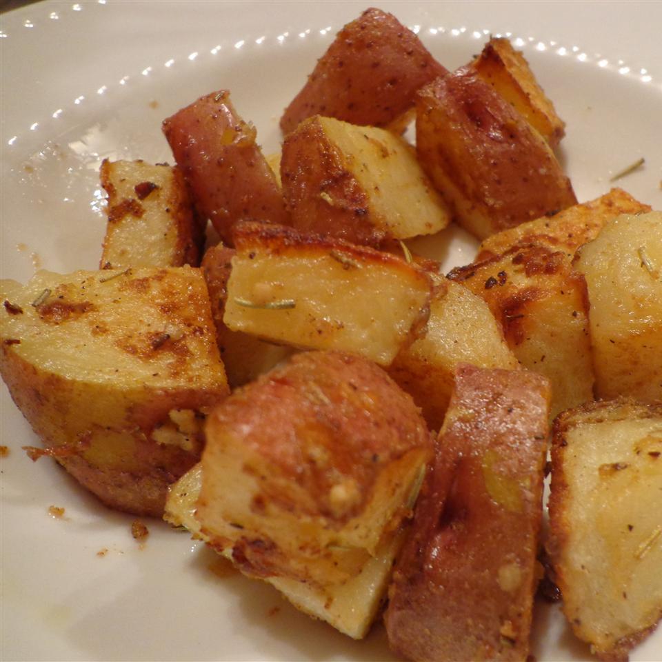 Dijon Roasted Potatoes Linda