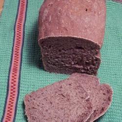 European Black Bread pomplemousse