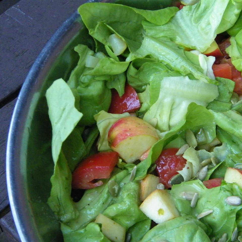 Apple and Sunflower Seed Salad Seattle2Sydney