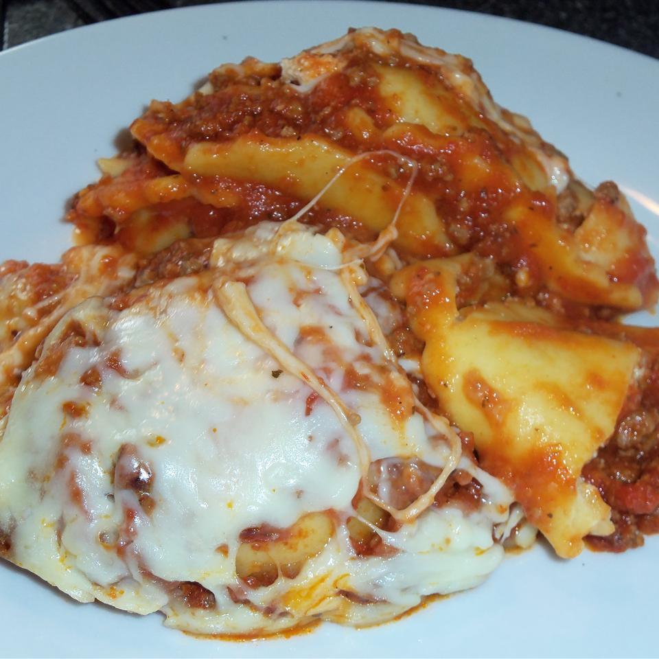 Randy's Slow Cooker Ravioli Lasagna RandyOSU