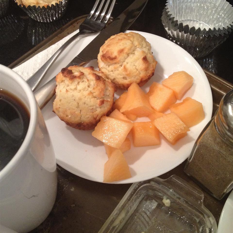 Diabetic-Friendly Coconut Muffins
