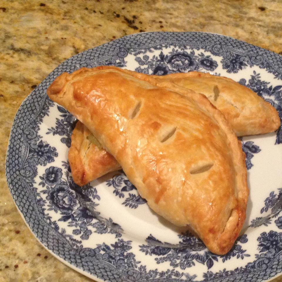 Baked Apple Turnovers Staci