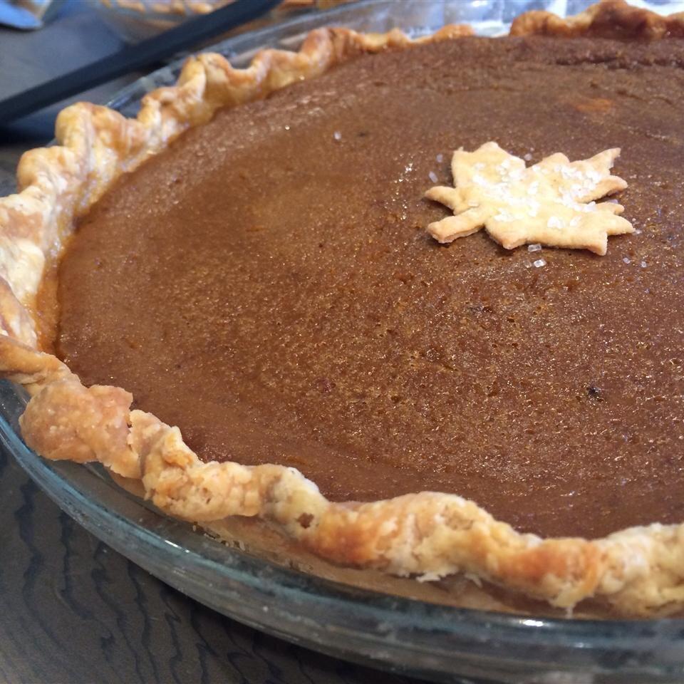 moms pumpkin pie