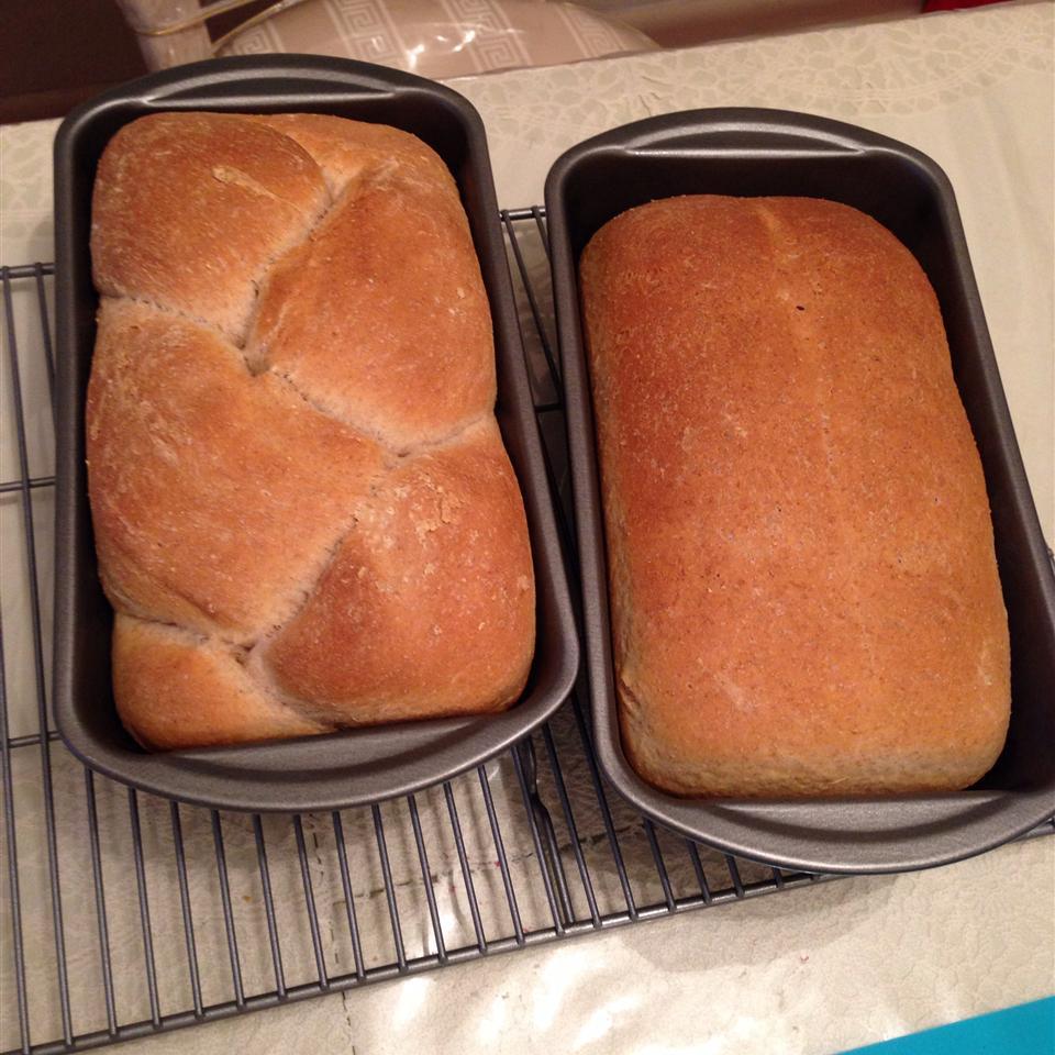 Honey Wheat Bread II monmoney