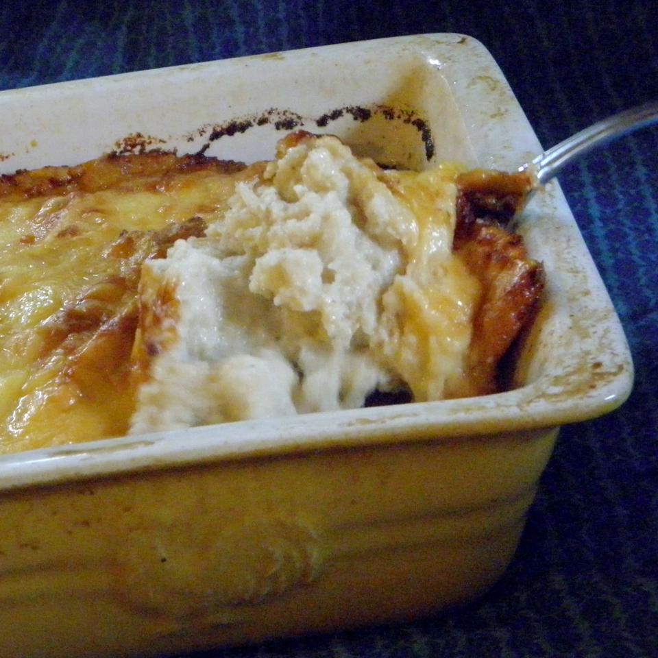 Mashed Cauliflower Bake
