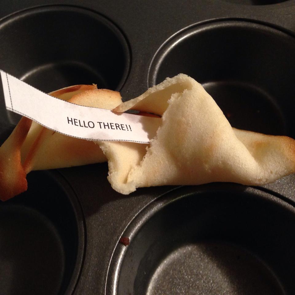 Fortune Cookies So Easy momofthr33