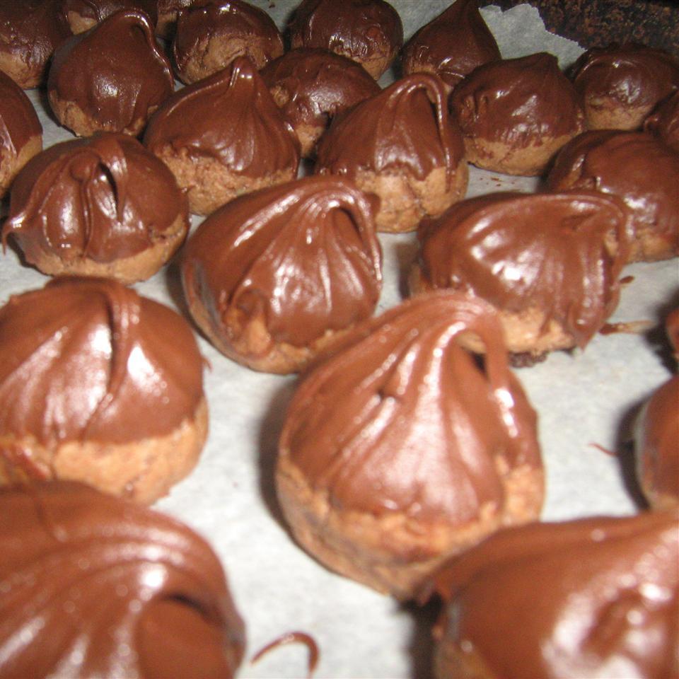 Austrian Chocolate Balls Judy Cowan