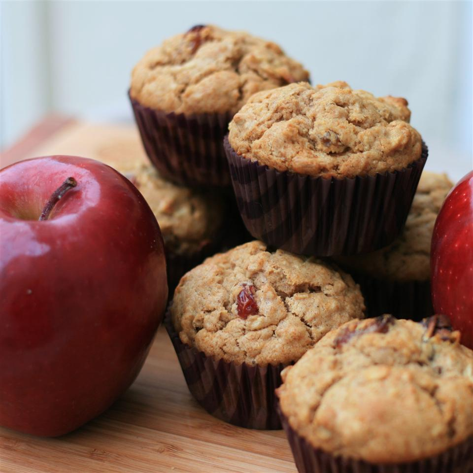 Miniature Apple Muffins France C