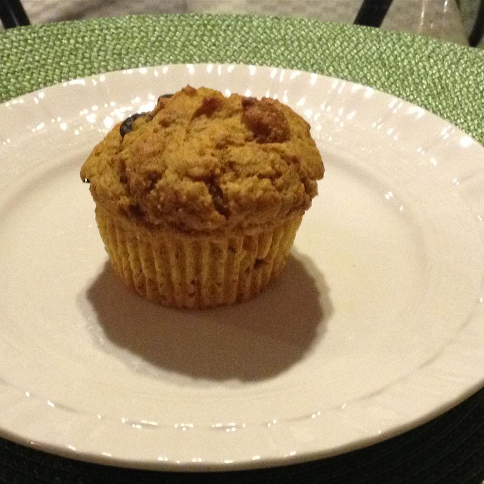 Quinoa Squash Muffins RVISSER1