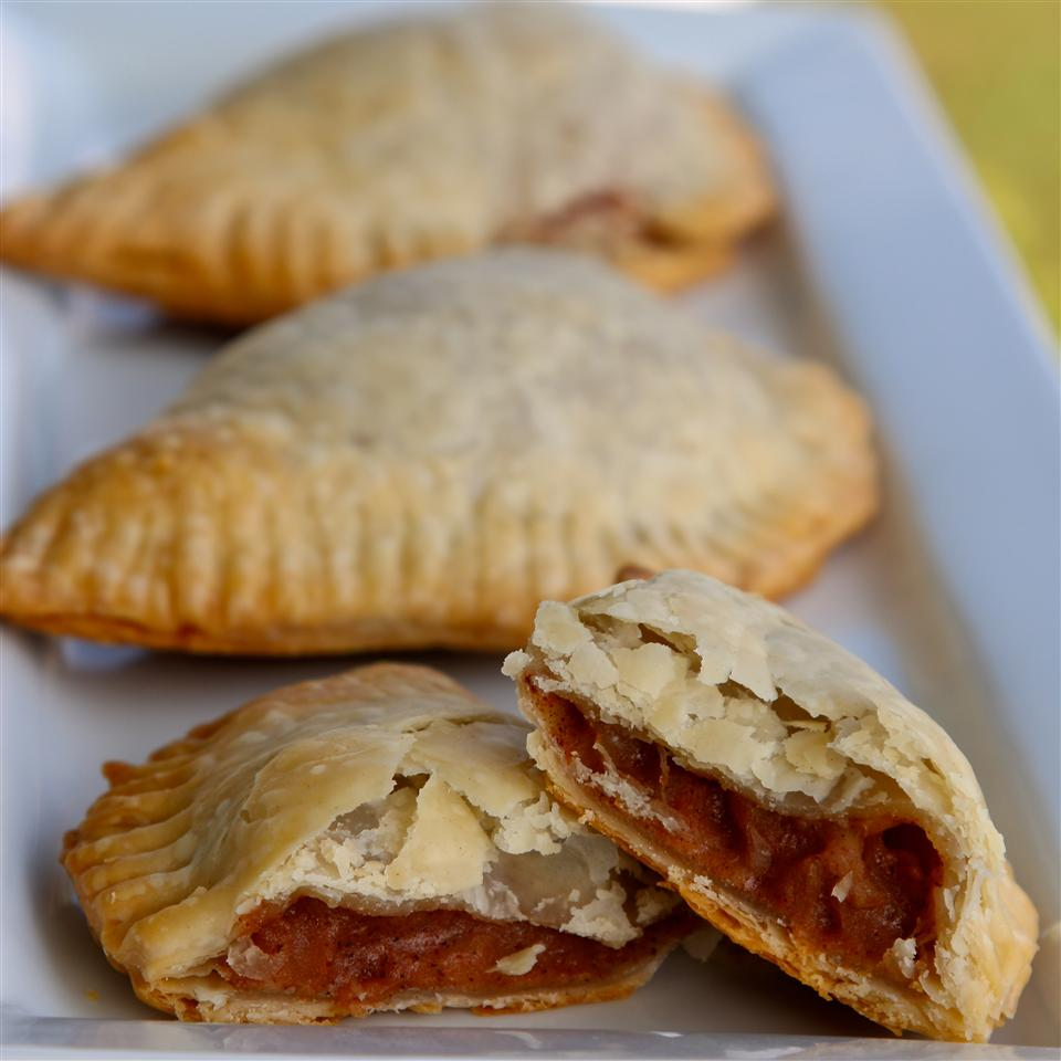 Baked Apple Turnovers