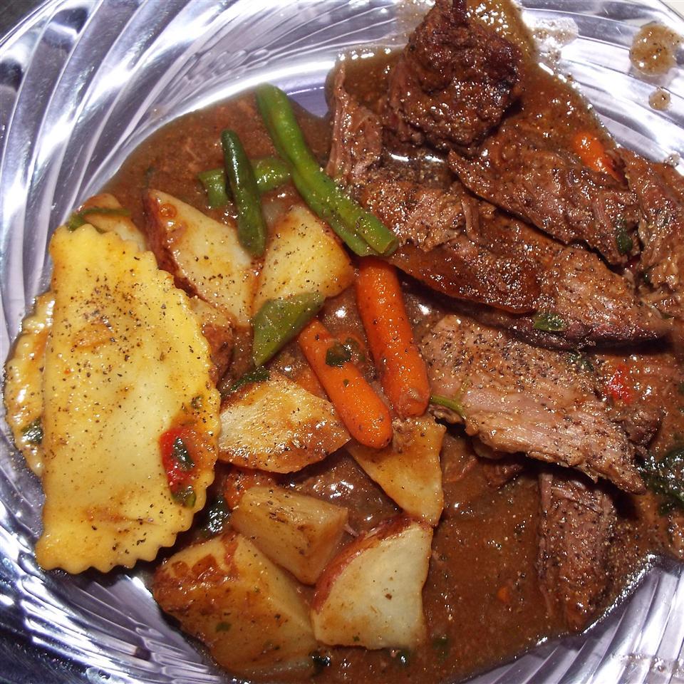 Simply the Easiest Beef Brisket