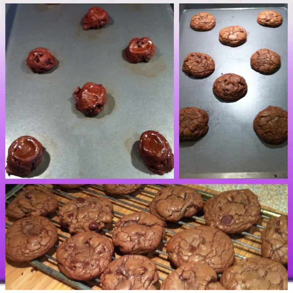 German Chocolate Brownie Cookies jacinda_bird