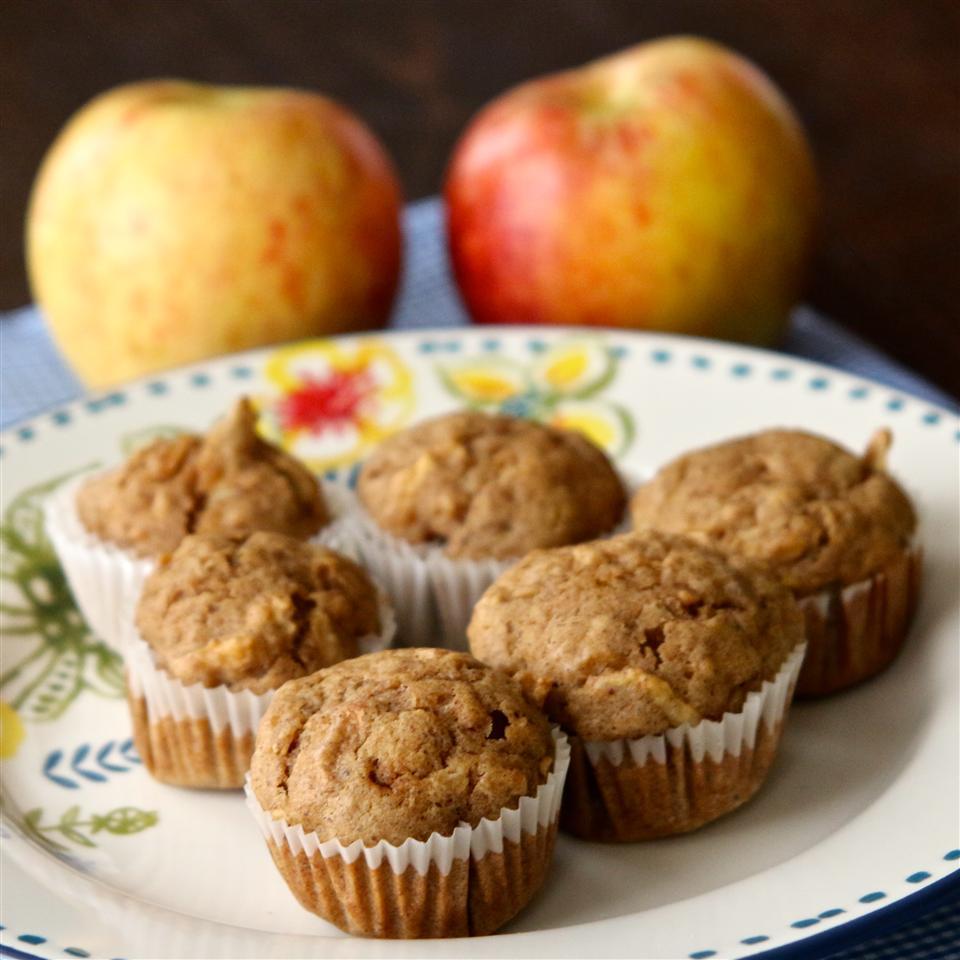 Miniature Apple Muffins My Hot Southern Mess
