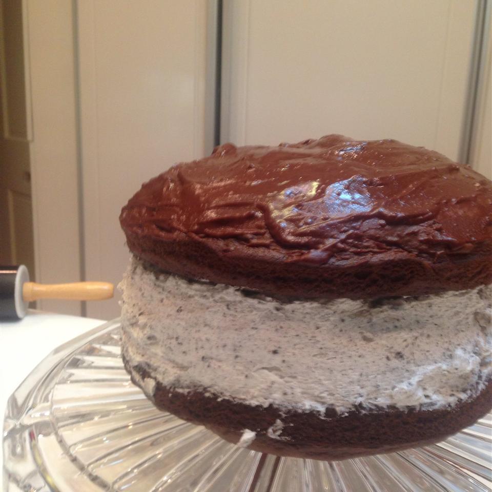 Giant OREO Cookie Cake misttique